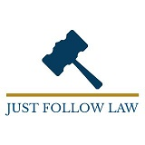 Just Follow Law Logo
